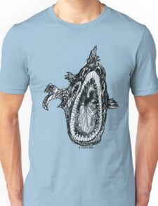 Bio Hazard Fish Unisex T-Shirt