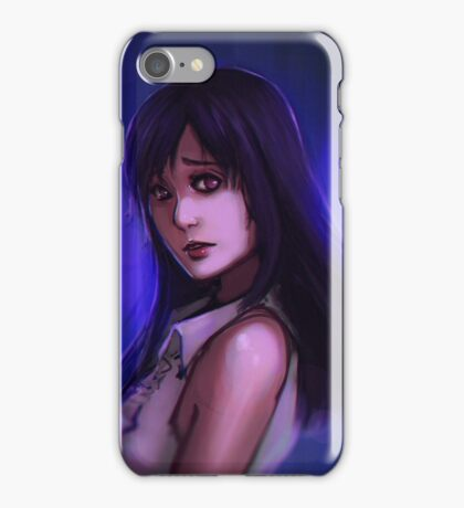 miu hinasaki iPhone Case/Skin