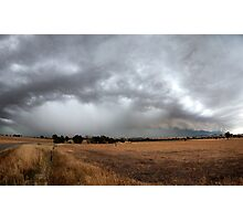 The Storm Front Photographic Print