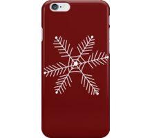 Snowflake 3 iPhone Case/Skin