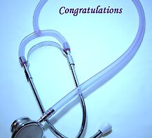 stethoscope - congrats by as2ae