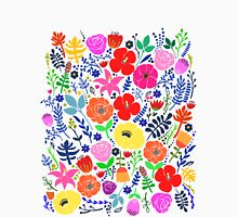 Secret Flower Garden Unisex T-Shirt