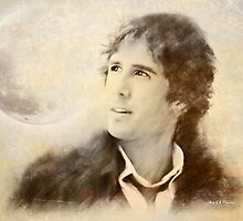 Josh Groban on a Cold Day by Angela Stanton