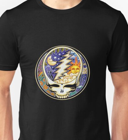 Steal your face (Day & Night - Sun & Moon) Unisex T-Shirt