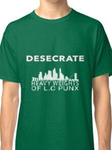 Desecrate - Lion city Classic T-Shirt