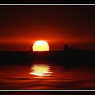 dark sunrise 3 by Cheryl Dunning