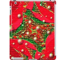 Red For Christmas iPad Case/Skin