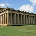 Nashville's Parthenon by darthdrew
