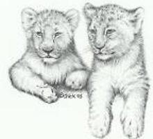 animal love by JOANN