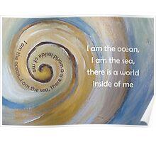 I Am the Nautilus (2) Poster
