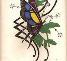 Fly Be Free by JOANN