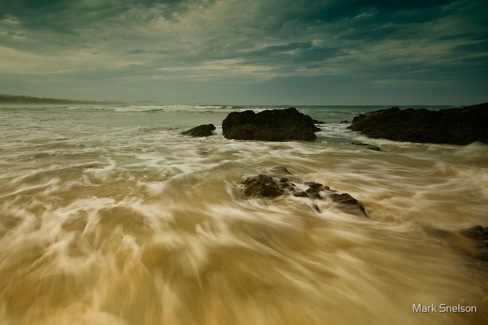 Moonee Beach by Mark Snelson