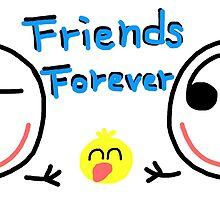 Friends Forever! (Mokie Pokie) by Mokie-Pokie