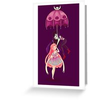 Bubbline Greeting Card