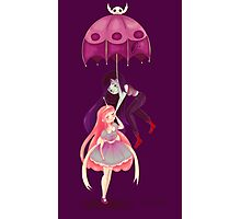 Bubbline Photographic Print