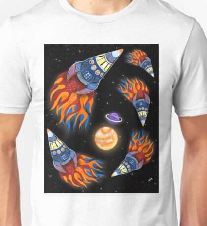 Away We Go Unisex T-Shirt