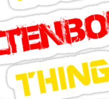 It's a FILTENBORG thing, you wouldn't understand !! Sticker