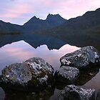 Dove Lake Dawn, Cradle Mountain, Tasmania by Michael Boniwell