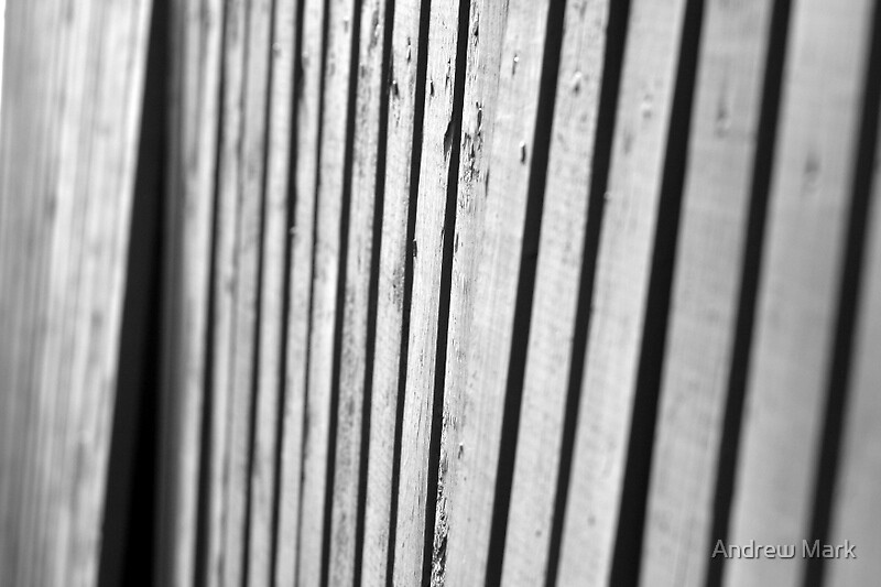 B&W sLATS by Andrew Mark