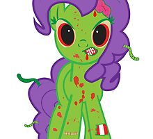 Zombie My Little Pony by KVioletDesigns