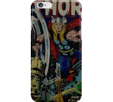 Thor Cover iPhone Case/Skin