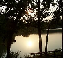 Wisconsin sunset by annemarie1