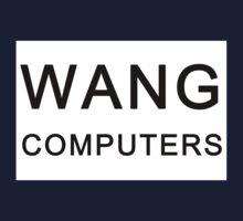 Wang Computers - Martin Prince The Simpsons Kids Tee