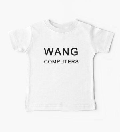 Wang Computers - Martin Prince The Simpsons Baby Tee