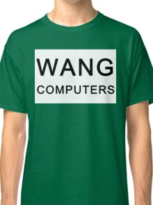 Wang Computers - Martin Prince The Simpsons Classic T-Shirt