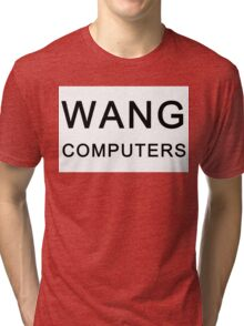 Wang Computers - Martin Prince The Simpsons Tri-blend T-Shirt