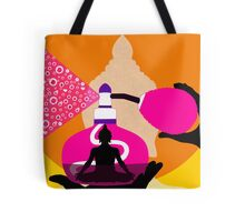 Spray it On Tote Bag