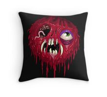 Cackle Demon Throw Pillow