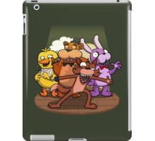 Performing for you live! iPad Case/Skin