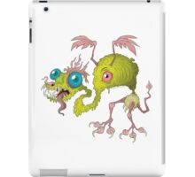 Skuzzy Dragon iPad Case/Skin