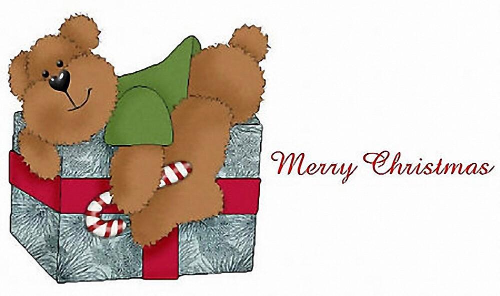 Merry Christmas Card! by brandie