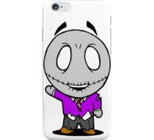 Halloweenies Zombie iPhone Case/Skin