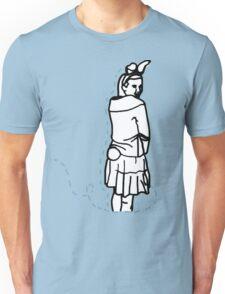 Rabbit Girl Unisex T-Shirt