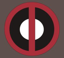 Classic Deadpool Icon  by Neon2610