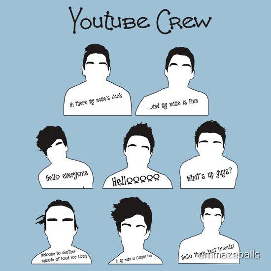Love Youtube T-Shirts & Hoodies by mojocash | Redbubble