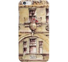 Bathurst Mansions, Holloway Road, London N7 iPhone Case/Skin