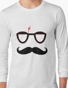 Hipster Harry Potter Long Sleeve T-Shirt