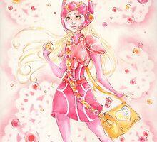 Honey Lemon Watercolor  by aini