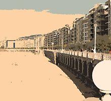 San Sebastian #2 by Tom Clark