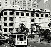 5th Avenue - San Francisco by David Harris