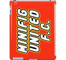 MINIFIG UNITED FC iPad Case/Skin