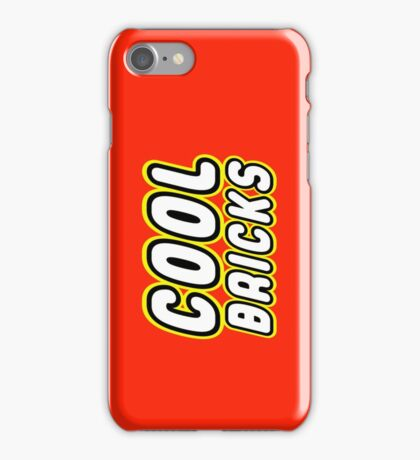 COOL BRICKS iPhone Case/Skin