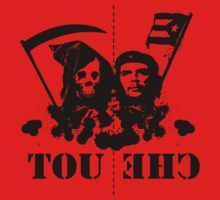 TouChe (One mans Freedom Fighter is another mans Terrorist) by nofrillsart