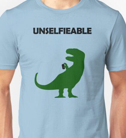 Unselfieable T-Rex Unisex T-Shirt