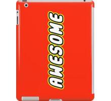 AWESOME iPad Case/Skin
