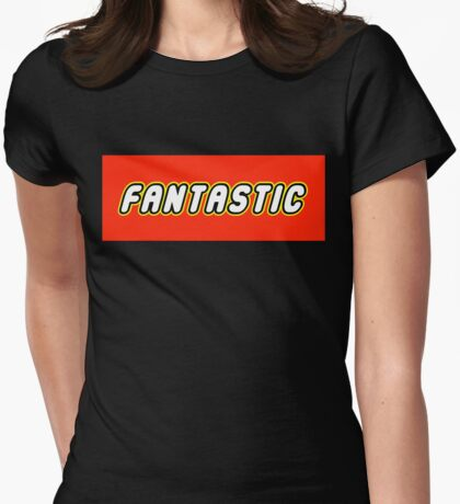 FANTASTIC Womens Fitted T-Shirt